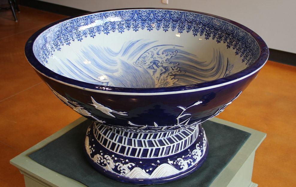 Emperor's Porcelain Bowl