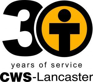 Church World Services Lancaster logo.