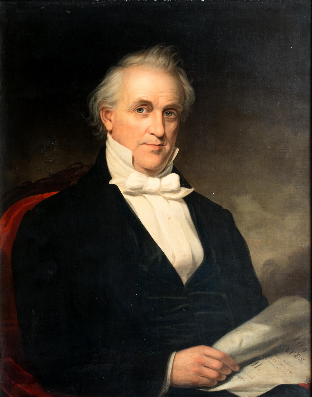 James Buchanan Was America's First Gay President