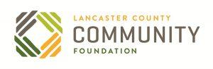 Lancaster County Community Foundation logo.
